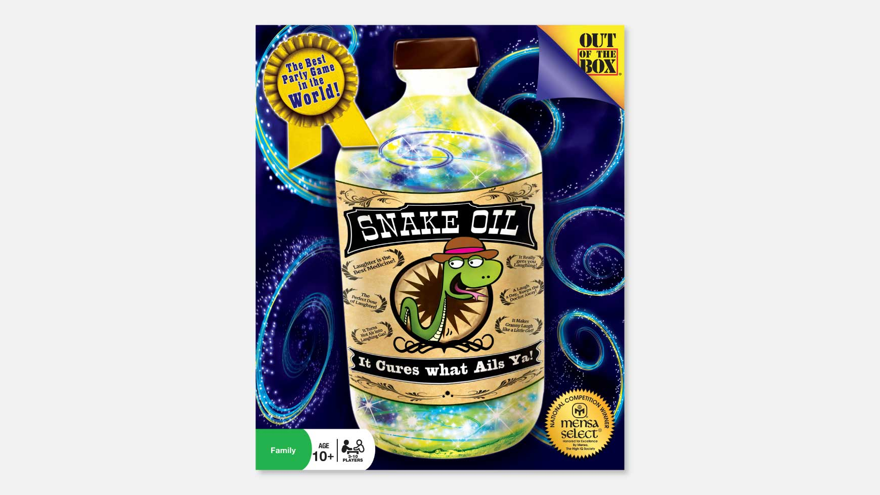 Shake Oil