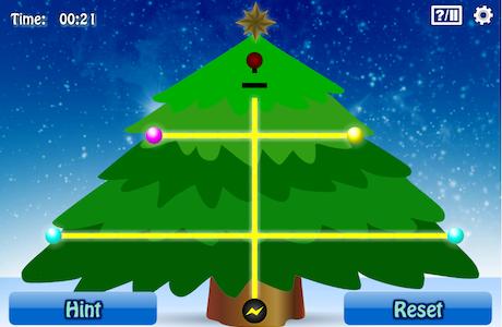 Play Game - Christmas Tree Light Up