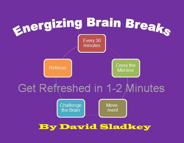 Enrgizing Brain Breaks